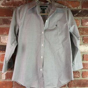 Lauren Ralph Lauren shirt size m